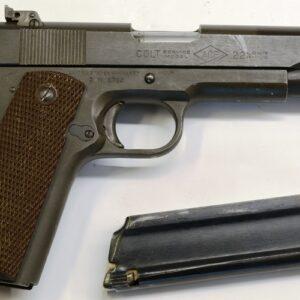 Pistolet Colt ACE